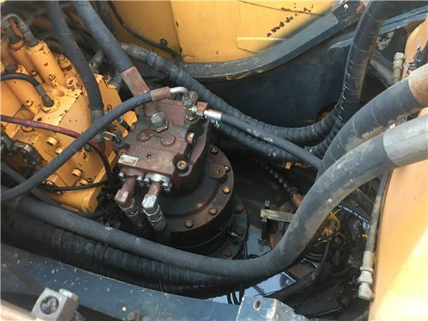 二手現代225-9V挖掘機分配器