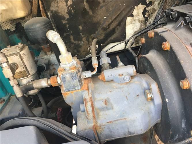 二手山河智能80E挖掘機液壓泵