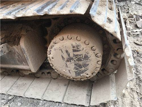 現代200-7二手挖掘機履帶