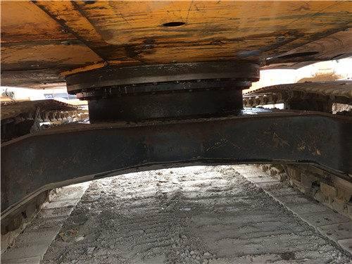 現代200-7二手挖掘機底盤