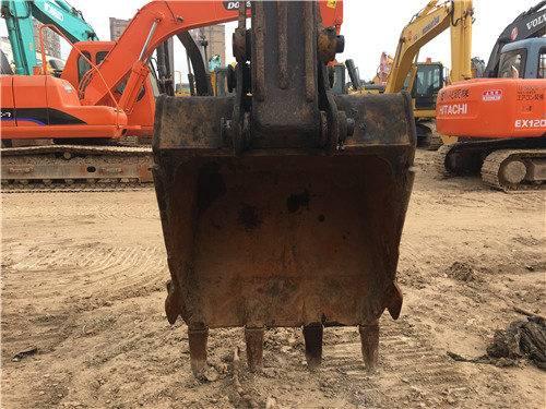 現代200-7二手挖掘機挖斗