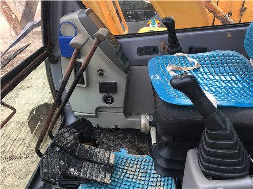 現代200-7二手挖掘機駕駛室