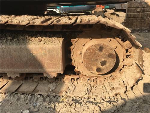 二手玉柴55-9挖掘機履帶