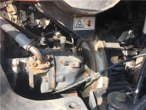 斗山80-7二手挖掘機液壓泵