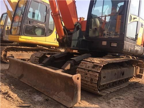 斗山80-7二手挖掘機推土板