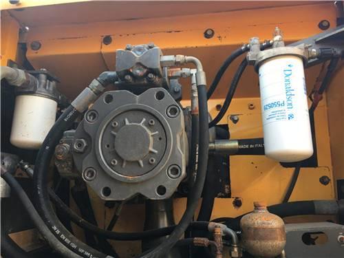 二手沃爾沃360挖掘機液壓泵
