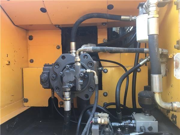 沃爾沃210二手挖掘機液壓泵