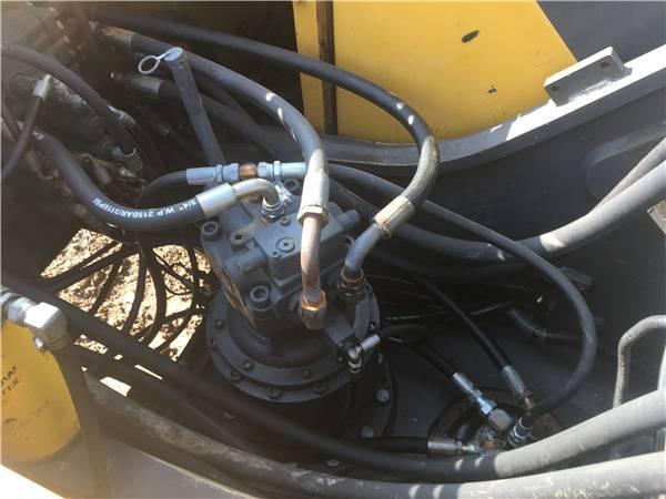 沃爾沃210二手挖掘機分配器
