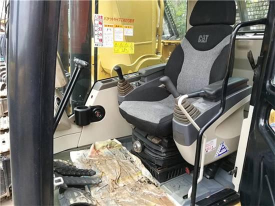 二手卡特325挖掘机驾驶室
