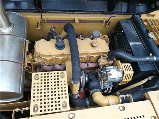 二手卡特325挖掘机发动机