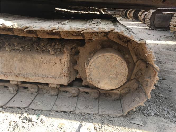 卡特306二手挖掘機履帶