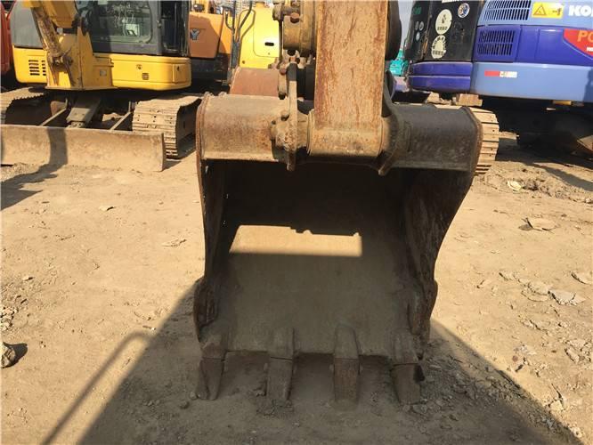 卡特306二手挖掘機挖斗