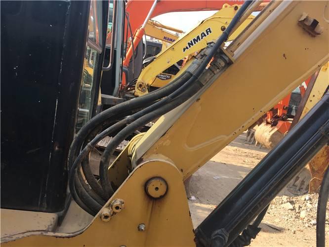 卡特306二手挖掘機油管