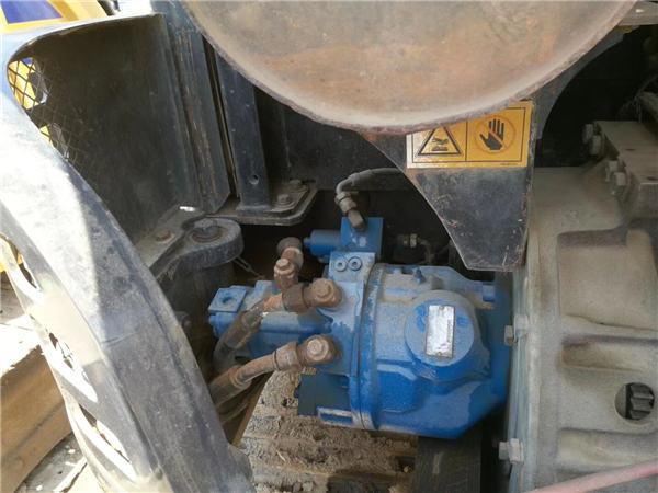 斗山60二手挖掘機液壓泵