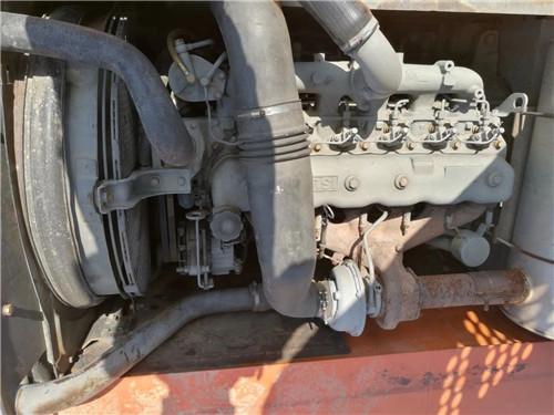 二手日立200-3G挖掘发动机