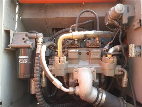 二手日立200-3G挖掘机液压泵