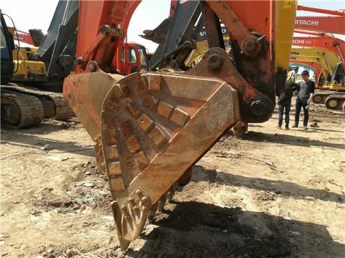 二手日立200-3G挖掘机挖斗