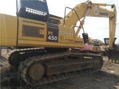 二手小松4507挖掘機