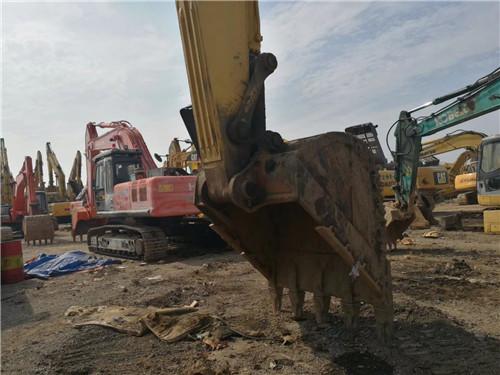 二手小松450-7挖掘機挖斗