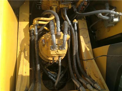 二手小松450-7挖掘机液压泵