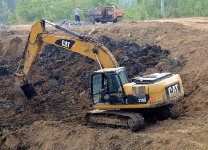 那么哪里有二手挖掘机可以买卖呢?