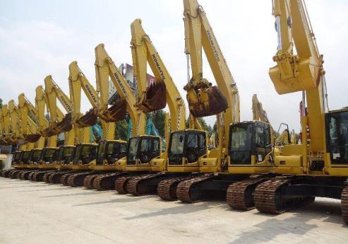 廣州二手挖掘機市場在哪里